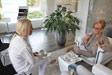 Brigitte Kettner zu Besuch im DONNA BeautyCenter