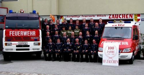 Feuerwehr Zauchen