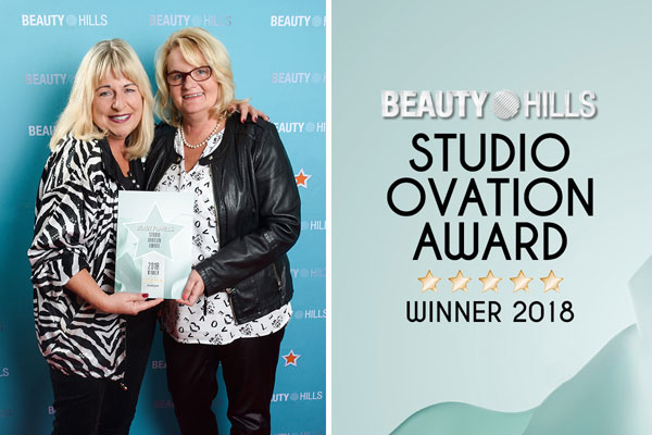 Beauty Hills Studio Ovation Award 2018