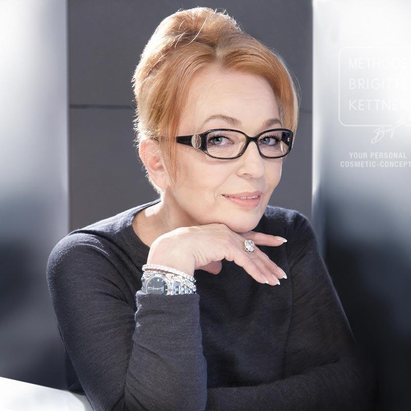 Brigitte Kettner - Portrait