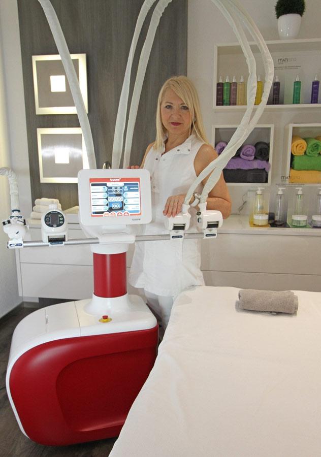 iCoone im Donna BeautyCenter