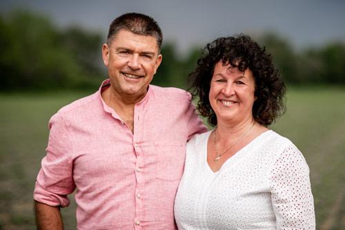 Markus Hornung und Monika Hornung