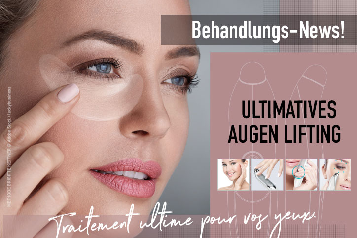 Ultimatives Augen Lifting