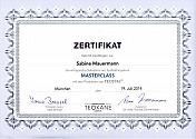 Fortbildungskurs Masterclass mit den Produkten von TEOSYAL