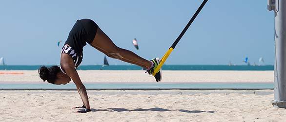Lebensqualität durch Fitness