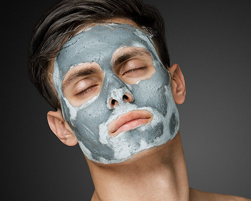 Gesichtsbehandlungen Mann mobil