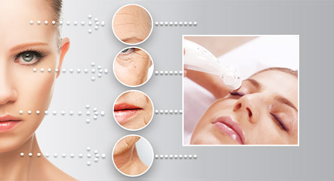 Medizinische Gesichtsbehandlungen
