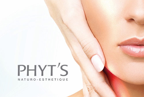 Hautpflege nach PHYT'S