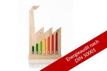 Interne Energieaudits nach DIN 50001
