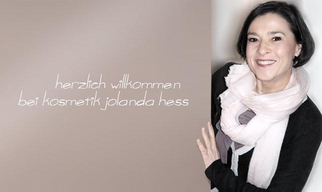 Jolanda Hess Kosmetik