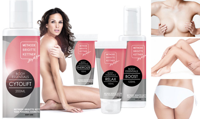 Produkte Body Essentials