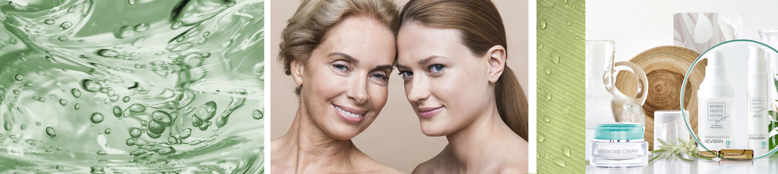 Anti-Aging: Normale bis trockene Haut