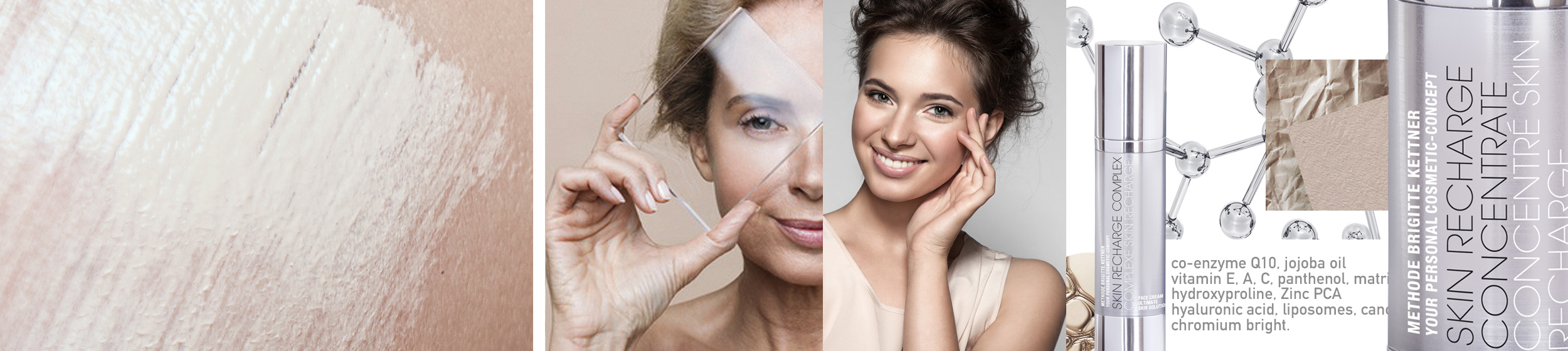 Advanced anti-ageing: mature skin