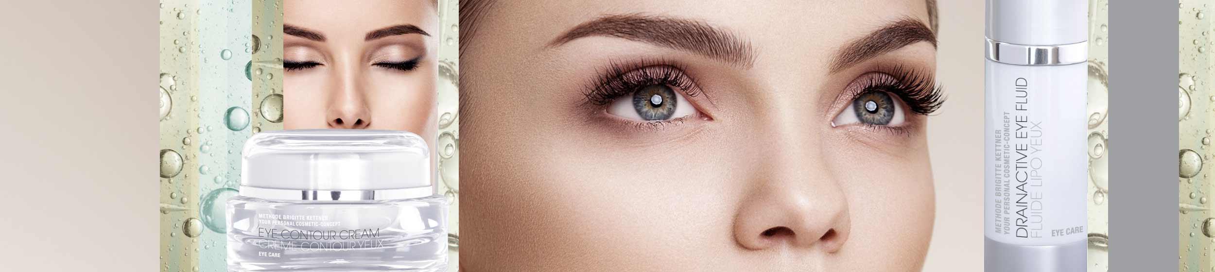 Oční přípravky