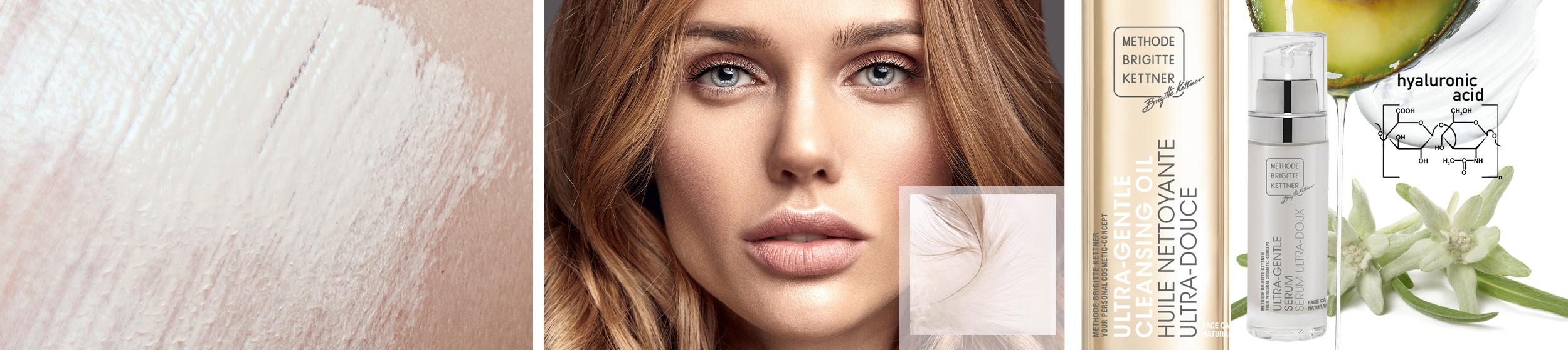 Hyper-sensitive skin prone to allergies