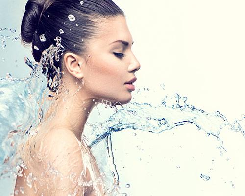 Hautaufbau Therapie 2. Schritt mobil