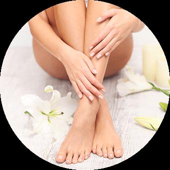 Hand- und Fußpflege