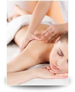 Wohlfühlmassagen und kosmetische Zusatzangebote