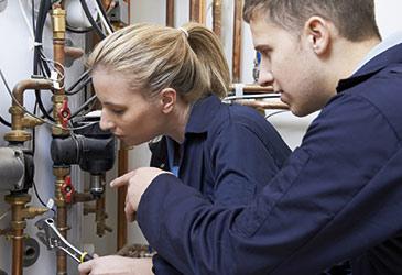 Anlagenmechaniker für Fachrichtung Versorgungstechnik